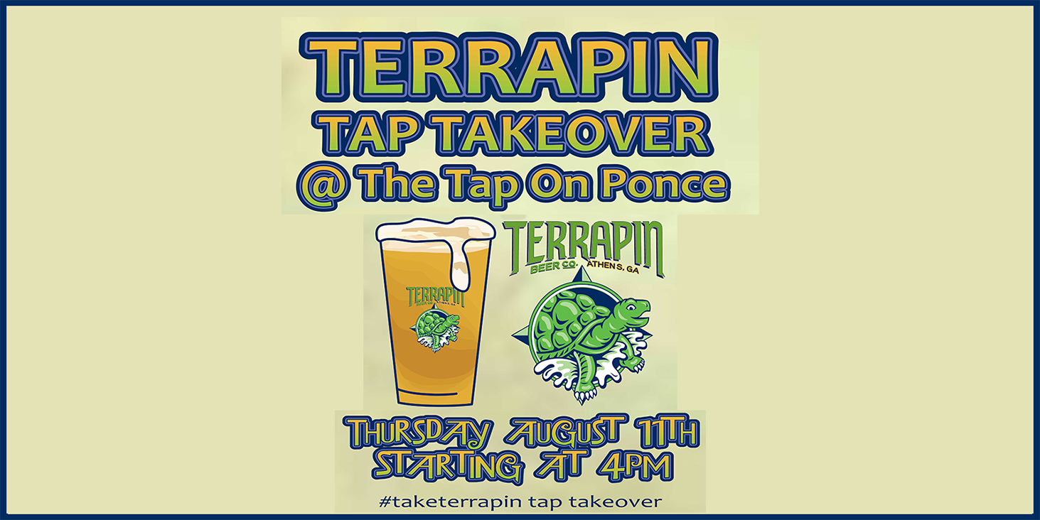 Terrapin Tap Takeover