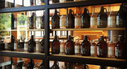 Growlers at the Tap on Ponce