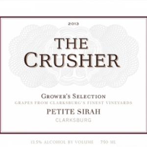 The Crusher Petite Sirah